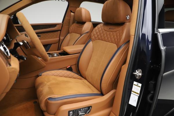 New 2020 Bentley Bentayga Speed for sale Sold at Alfa Romeo of Westport in Westport CT 06880 20