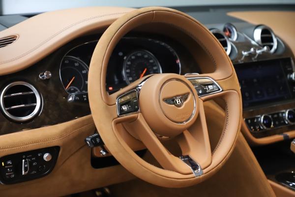 New 2020 Bentley Bentayga Speed for sale Sold at Alfa Romeo of Westport in Westport CT 06880 22