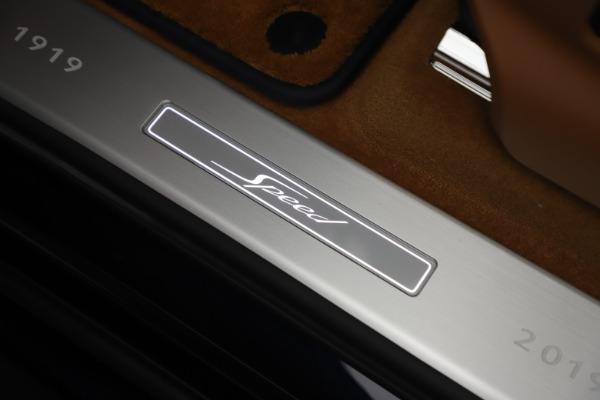 New 2020 Bentley Bentayga Speed for sale Sold at Alfa Romeo of Westport in Westport CT 06880 24