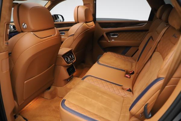 New 2020 Bentley Bentayga Speed for sale Sold at Alfa Romeo of Westport in Westport CT 06880 25