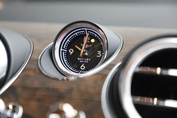 New 2020 Bentley Bentayga Speed for sale Sold at Alfa Romeo of Westport in Westport CT 06880 27