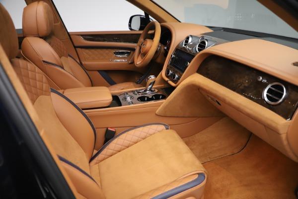 New 2020 Bentley Bentayga Speed for sale Sold at Alfa Romeo of Westport in Westport CT 06880 28