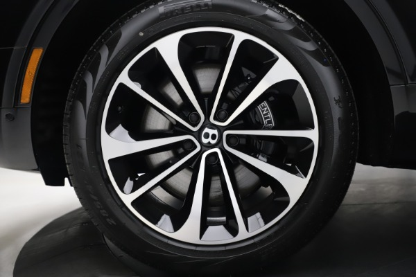 New 2020 Bentley Bentayga V8 for sale $181,250 at Alfa Romeo of Westport in Westport CT 06880 15