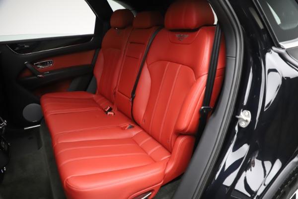 New 2020 Bentley Bentayga V8 for sale $181,250 at Alfa Romeo of Westport in Westport CT 06880 24