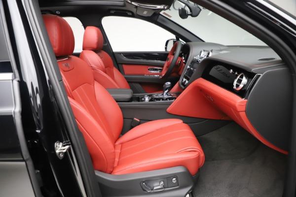 New 2020 Bentley Bentayga V8 for sale $181,250 at Alfa Romeo of Westport in Westport CT 06880 26