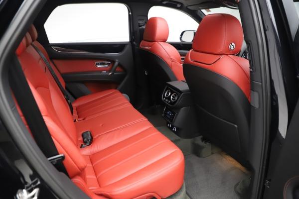 New 2020 Bentley Bentayga V8 for sale $181,250 at Alfa Romeo of Westport in Westport CT 06880 28
