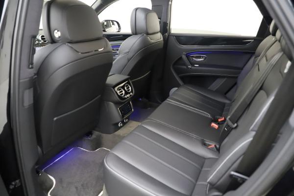 New 2020 Bentley Bentayga V8 for sale Sold at Alfa Romeo of Westport in Westport CT 06880 21