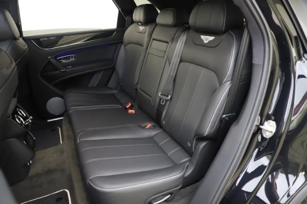 New 2020 Bentley Bentayga V8 for sale Sold at Alfa Romeo of Westport in Westport CT 06880 22