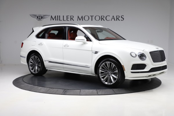 New 2020 Bentley Bentayga Speed for sale $244,145 at Alfa Romeo of Westport in Westport CT 06880 10