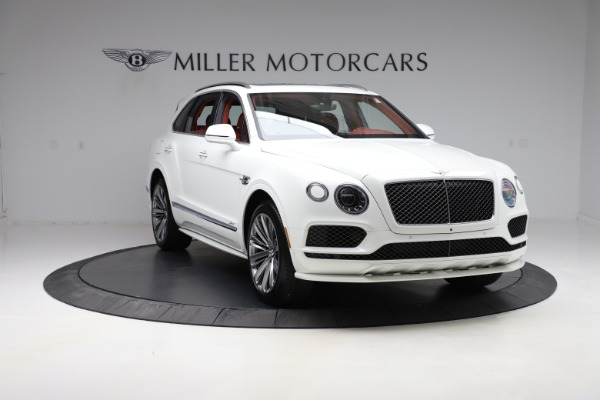 New 2020 Bentley Bentayga Speed for sale $244,145 at Alfa Romeo of Westport in Westport CT 06880 11