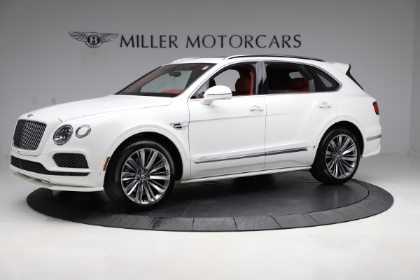 New 2020 Bentley Bentayga Speed for sale $244,145 at Alfa Romeo of Westport in Westport CT 06880 2