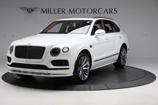 New 2020 Bentley Bentayga Speed for sale $244,145 at Alfa Romeo of Westport in Westport CT 06880 1