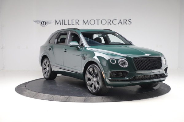 New 2020 Bentley Bentayga V8 Design Series for sale $223,015 at Alfa Romeo of Westport in Westport CT 06880 11