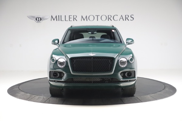 New 2020 Bentley Bentayga V8 Design Series for sale $223,015 at Alfa Romeo of Westport in Westport CT 06880 12