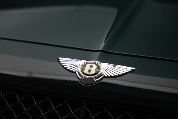 New 2020 Bentley Bentayga V8 Design Series for sale $223,015 at Alfa Romeo of Westport in Westport CT 06880 14