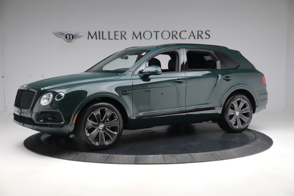 New 2020 Bentley Bentayga V8 Design Series for sale $223,015 at Alfa Romeo of Westport in Westport CT 06880 2