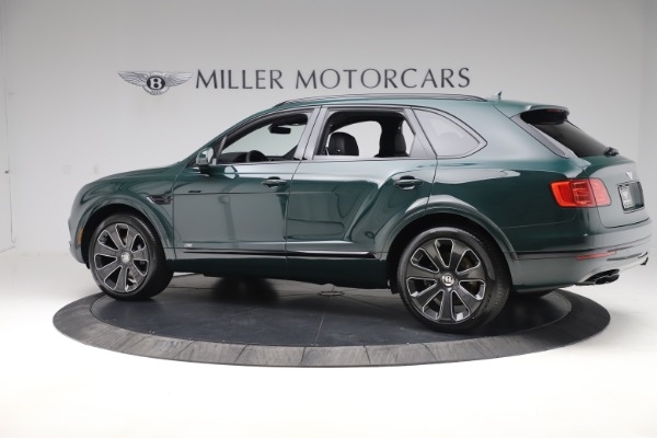 New 2020 Bentley Bentayga V8 Design Series for sale $223,015 at Alfa Romeo of Westport in Westport CT 06880 4