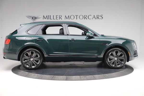 New 2020 Bentley Bentayga V8 Design Series for sale $223,015 at Alfa Romeo of Westport in Westport CT 06880 9