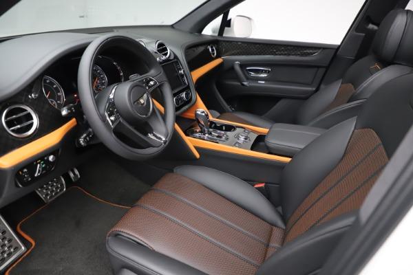 New 2020 Bentley Bentayga V8 Design Series for sale $216,860 at Alfa Romeo of Westport in Westport CT 06880 17