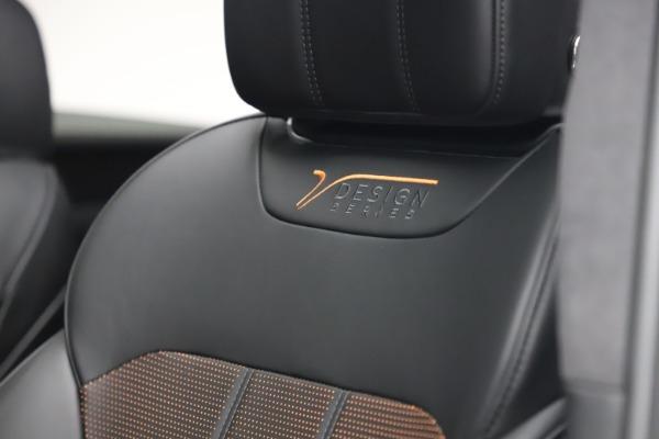 New 2020 Bentley Bentayga V8 Design Series for sale $216,860 at Alfa Romeo of Westport in Westport CT 06880 20