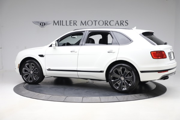 New 2020 Bentley Bentayga V8 Design Series for sale $216,860 at Alfa Romeo of Westport in Westport CT 06880 4