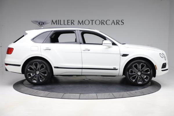 New 2020 Bentley Bentayga V8 Design Series for sale $216,860 at Alfa Romeo of Westport in Westport CT 06880 9