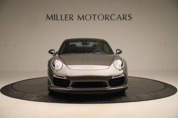 Used 2015 Porsche 911 Turbo S for sale Sold at Alfa Romeo of Westport in Westport CT 06880 12
