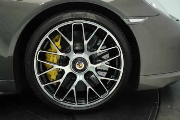 Used 2015 Porsche 911 Turbo S for sale Sold at Alfa Romeo of Westport in Westport CT 06880 13