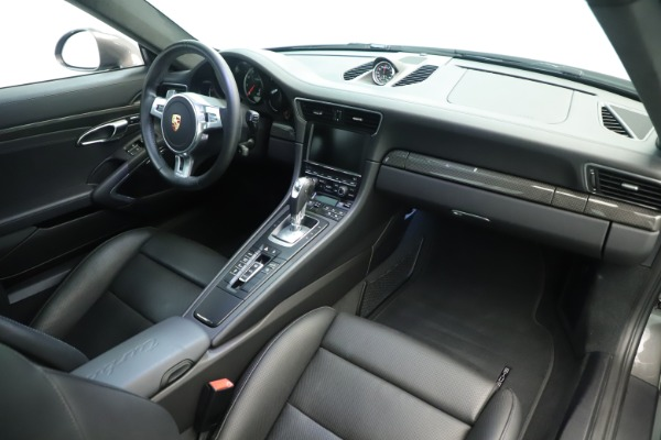 Used 2015 Porsche 911 Turbo S for sale Sold at Alfa Romeo of Westport in Westport CT 06880 18