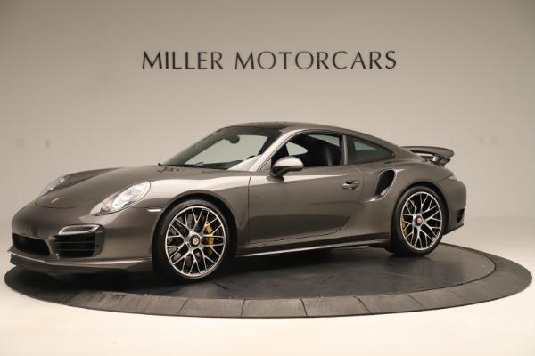 Used 2015 Porsche 911 Turbo S for sale Sold at Alfa Romeo of Westport in Westport CT 06880 2