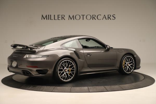 Used 2015 Porsche 911 Turbo S for sale Sold at Alfa Romeo of Westport in Westport CT 06880 8