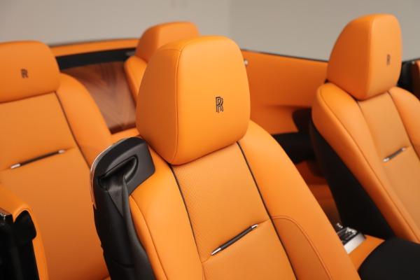 Used 2016 Rolls-Royce Dawn for sale Sold at Alfa Romeo of Westport in Westport CT 06880 19