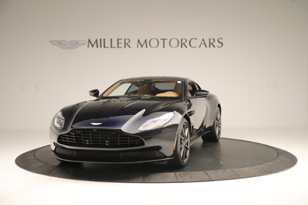 Used 2017 Aston Martin DB11 Launch Edition for sale Sold at Alfa Romeo of Westport in Westport CT 06880 11