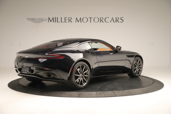 Used 2017 Aston Martin DB11 Launch Edition for sale Sold at Alfa Romeo of Westport in Westport CT 06880 7