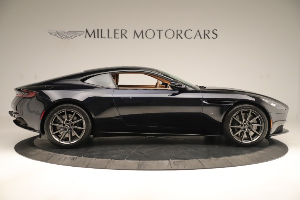 Used 2017 Aston Martin DB11 Launch Edition for sale Sold at Alfa Romeo of Westport in Westport CT 06880 8