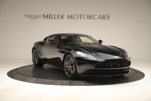 Used 2017 Aston Martin DB11 Launch Edition for sale Sold at Alfa Romeo of Westport in Westport CT 06880 9