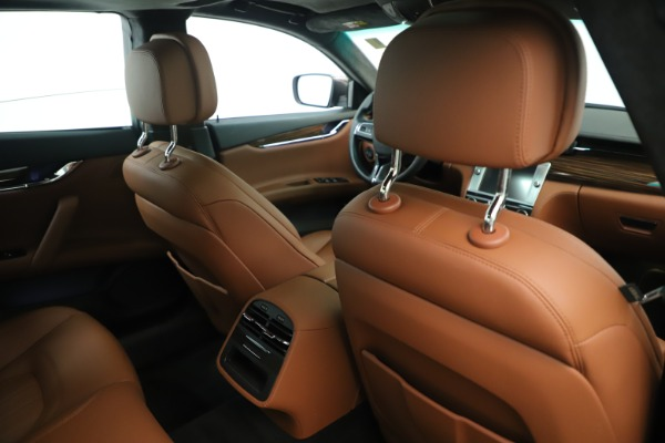 Used 2014 Maserati Quattroporte S Q4 for sale Sold at Alfa Romeo of Westport in Westport CT 06880 22