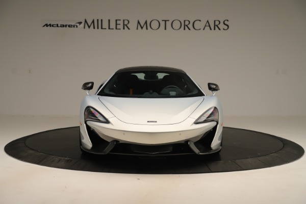 Used 2016 McLaren 570S Coupe for sale $151,900 at Alfa Romeo of Westport in Westport CT 06880 11