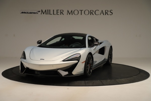 Used 2016 McLaren 570S Coupe for sale $151,900 at Alfa Romeo of Westport in Westport CT 06880 12
