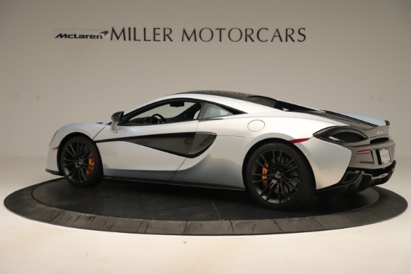 Used 2016 McLaren 570S Coupe for sale $151,900 at Alfa Romeo of Westport in Westport CT 06880 3