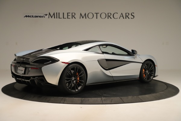 Used 2016 McLaren 570S Coupe for sale $151,900 at Alfa Romeo of Westport in Westport CT 06880 7