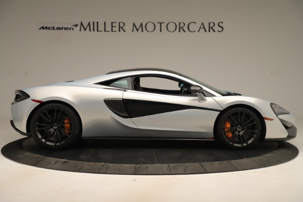 Used 2016 McLaren 570S Coupe for sale $151,900 at Alfa Romeo of Westport in Westport CT 06880 8