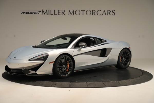 Used 2016 McLaren 570S Coupe for sale $151,900 at Alfa Romeo of Westport in Westport CT 06880 1