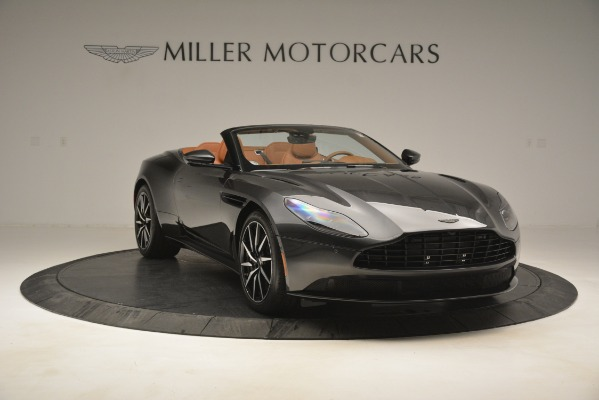 Used 2019 Aston Martin DB11 V8 Volante for sale Sold at Alfa Romeo of Westport in Westport CT 06880 10