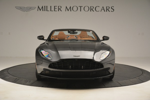 Used 2019 Aston Martin DB11 V8 Volante for sale Sold at Alfa Romeo of Westport in Westport CT 06880 11