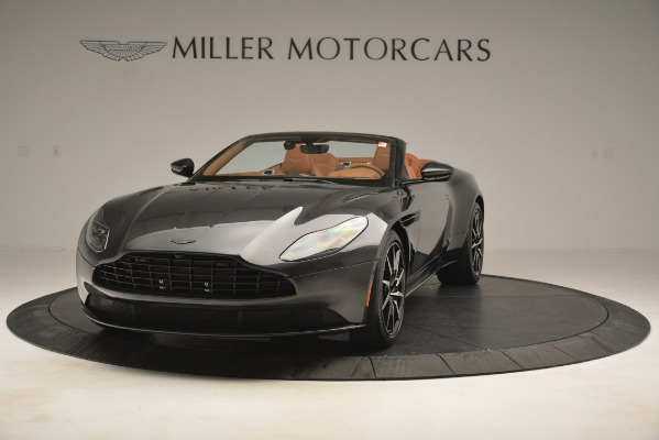 Used 2019 Aston Martin DB11 V8 Volante for sale Sold at Alfa Romeo of Westport in Westport CT 06880 12