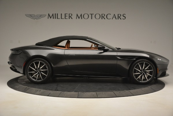 Used 2019 Aston Martin DB11 V8 Volante for sale Sold at Alfa Romeo of Westport in Westport CT 06880 15