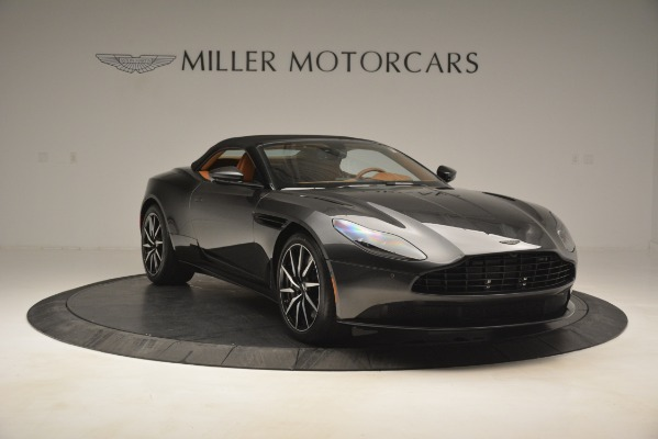 Used 2019 Aston Martin DB11 V8 Volante for sale Sold at Alfa Romeo of Westport in Westport CT 06880 17