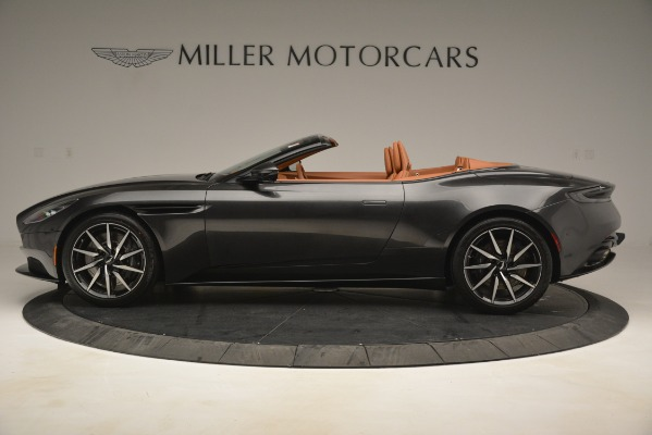 Used 2019 Aston Martin DB11 V8 Volante for sale Sold at Alfa Romeo of Westport in Westport CT 06880 2