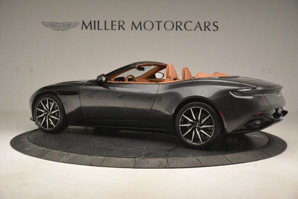 Used 2019 Aston Martin DB11 V8 Volante for sale Sold at Alfa Romeo of Westport in Westport CT 06880 3